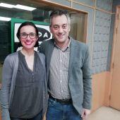 Lara y Xulio Ferreiro