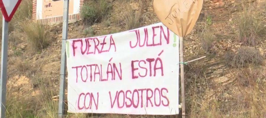Solidaridad en Totalán