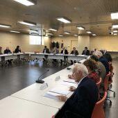 Reunión del Patronato de IFA