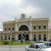 OCR CT - Estación de Tren  Cartagena