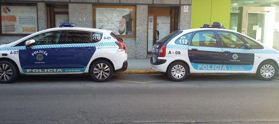 La Policía Local de Ciudad Real detuvo a los 3 presuntos agresores
