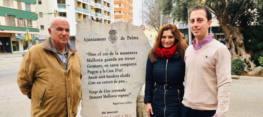 Llorenç Galmés, candidato 'popular' a la presidencia del Consell de Mallorca