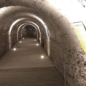 tunel antiaereo Calderon de la Barca