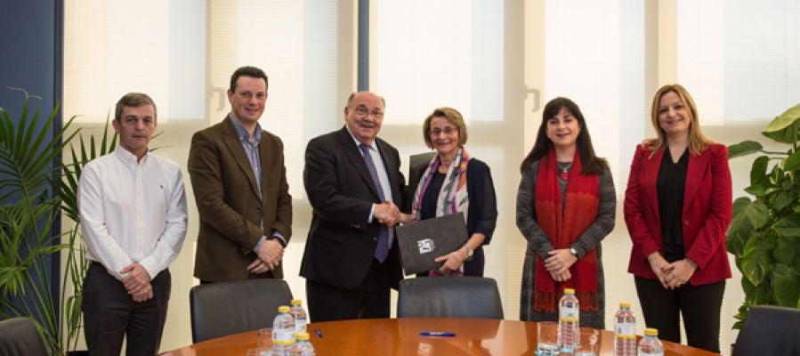Acuerdo transferencia de conocimientos Fundació Caixa Castelló
