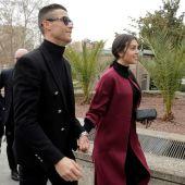 Cristiano Ronaldo llega a declarar por fraude fiscal