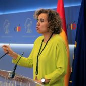 La portavoz del PP en el Congreso, Dolors Montserrat