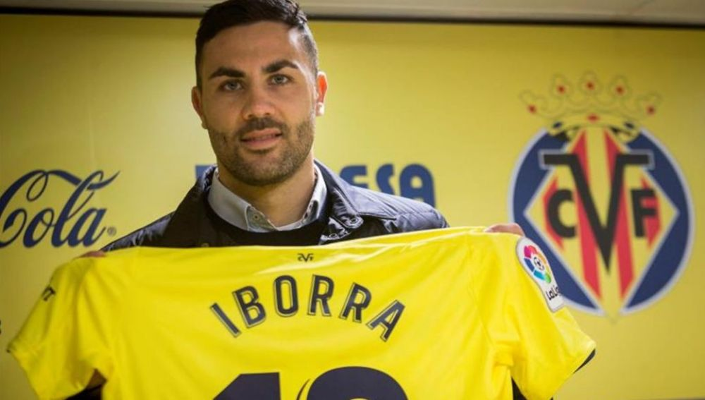 Vicente Iborra, jugador del Villarreal