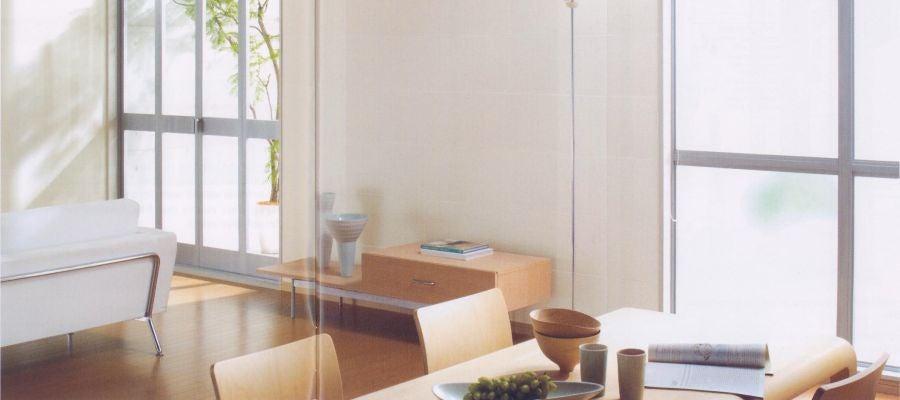 Ambientes Simple piezas ceramicas espacios arquitectura