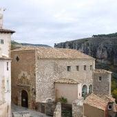 iglesia de santa cruz cuenca