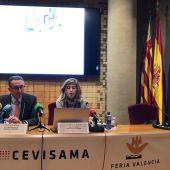 Presentación de Cevisama en Castellón.