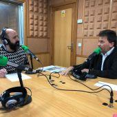 Luis Ibarra en Gran Canaria en la Onda