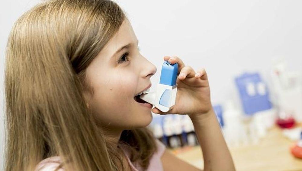 Asma infantil: La SEICAP informa de que la contaminación aumenta los casos