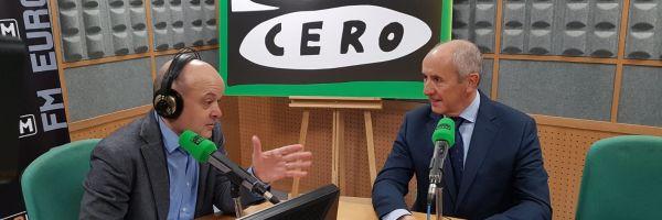 """Josu Erkoreka: """"Euskadi tiene una competencia reconocida en materia de Seguridad Social"""""""