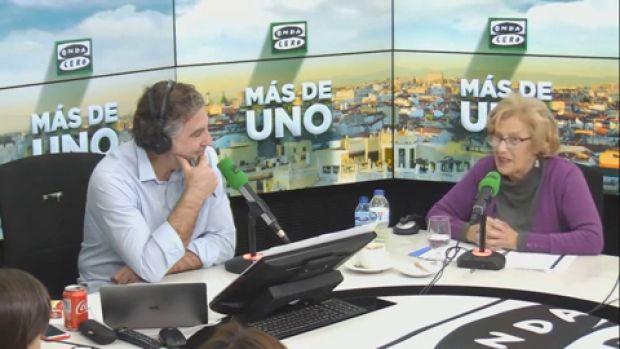 Carmena, las empanadillas y cómo se gestó la decisión de Errejón de unirse a Más Madrid