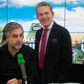 Carlos Alsina y Josemi Rodríguez Sieiro