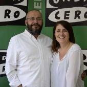 Javier Armentia y Marisa Lacabe