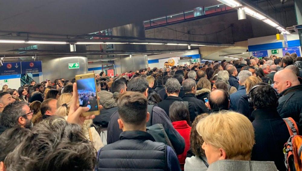 Línea 8 del Metro de Madrid