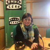 Marisa Urdiales en su Taller Educativo