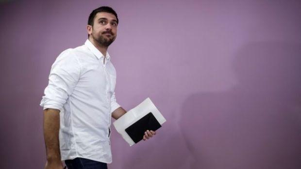 """Ramón Espinar: """"La dirección de Podemos es totalmente homogénea e Iglesias no tiene ninguna voz crítica dentro del partido"""""""