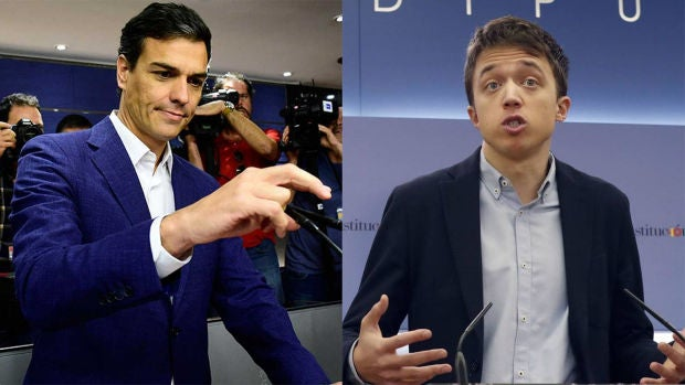 """Las preguntas de Amón: """"¿No es un serio problema para el PSOE que la izquierda fragmente su voto?"""""""