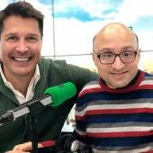 Jesús Vidal y Jaime Cantizano
