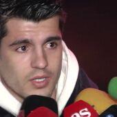 """Álvaro Morata llega cedido año y medio al Atlético de Madrid: """"El pasado es pasado"""""""