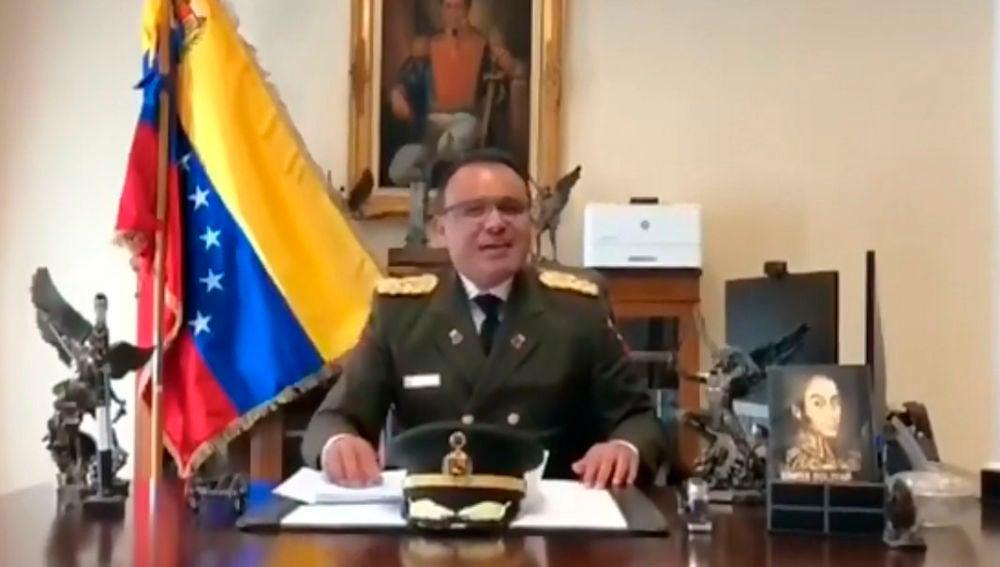 El coronel José Luis Silva Silva