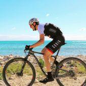 Manolín Sánchez, corredor del Mundo Bike - Gobik Team