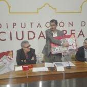 José Manuel Caballero ha presentado la ubicación de FENAVIN