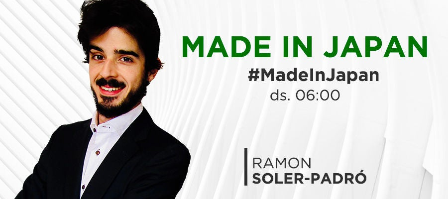 Made In Japan, amb Ramon Soler-Padró