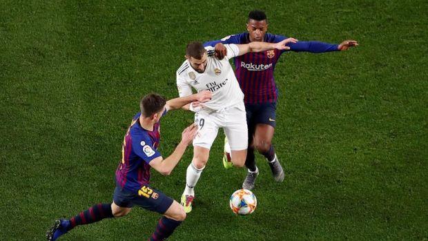El Bernabéu decidirá tras un primer Clásico muy igualado  45f8a0f0c6f