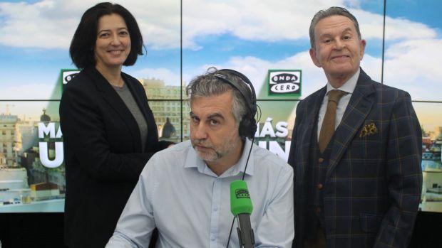 """Josemi y Rosa Belmonte: """"Anabel Alonso y Chelo García-Cortés son iguales"""""""