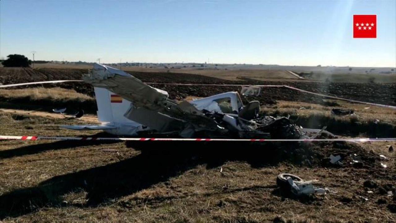 Mueren Dos Personas En Un Accidente De Avioneta En