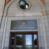 Sede del Ministerio para la Transición Ecológica