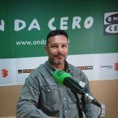 El diretor de la Fundación y el Museo de La Acudia Alejandro Ramos