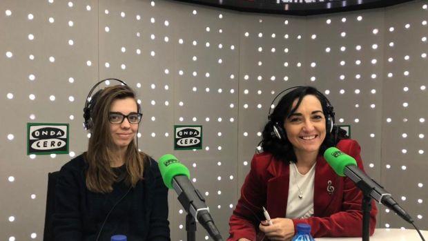 Sociedad anónima: Sílvia Sanz, única directora de orquesta titular de una temporada estable en el Auditorio Nacional de Música de Madrid