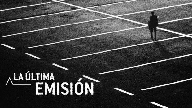 La última emisión, ficción sonora de Carlos Alsina