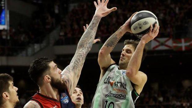 """Niko Laprovittola tras eliminar al Baskonia: """"He disfrutado mucho del partido"""""""