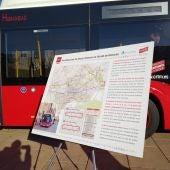 Nueva línea circular de autobús en Alcalá de Henares