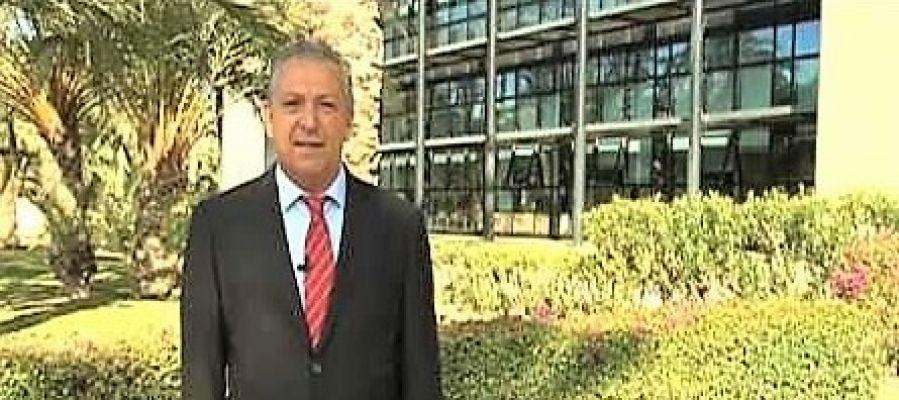 Carlos Pastor, catedrático de Física Aplicada de la Universidad Miguel Hernández de Elche