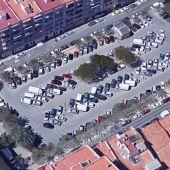 Parcela en la que el Ayuntamiento de Elche quiere que se construya el auditorio provincial