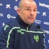 """Paco López:""""¿Y si ganamos?"""""""