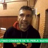 Muere 'El Perla' Mayorga, el campeón más veterano del kickboxing español
