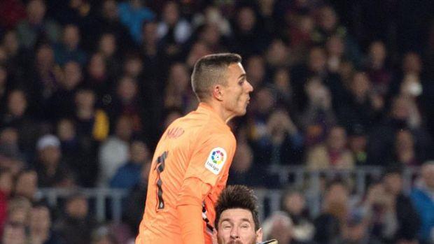 """Jordi Masip: """"Parar un penalti es muy difícil y más a Messi"""""""