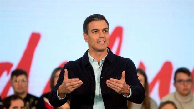 """Noticias fin de semana (16-02-19) Pedro Sánchez, sobre el 28-A: """"Los españoles darán la espalda a la crispación para reivindicar una política útil"""""""