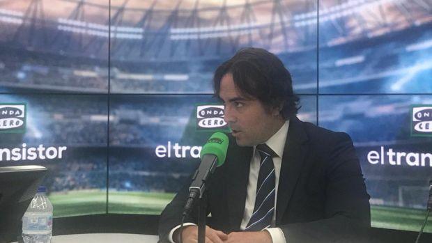 """Presa, sobre las polémicas arbitrales con Giménez y Morata: """"El Atlético se ha quejado mucho esta semana sobre el VAR"""""""