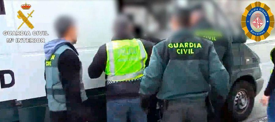 Guardia Civil Málaga