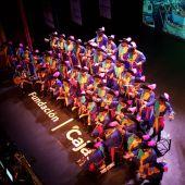 COAC 2019 Cuartos: Coro 'Cádiz desde el cielo'