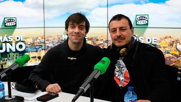 """Marcial Álvarez y Raúl Pulido: """"Me daba mucho miedo caer en el cliché al interpretar a alguien con Asperger"""""""