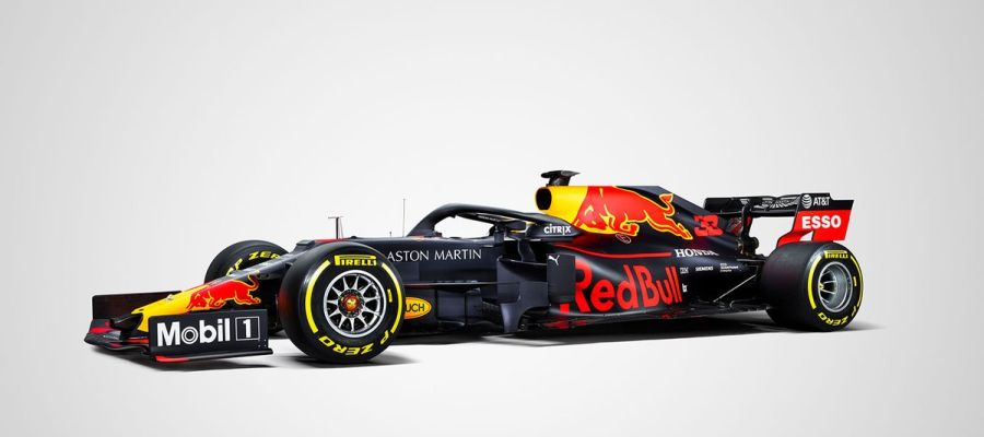 El Red Bull RB15
